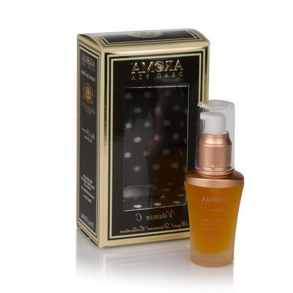 aroma dead sea anti wrinkle eye serum