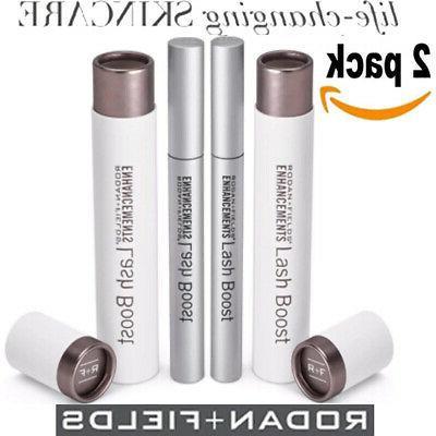 AUTHENTIC + Fields Enhancements Lash Boost Eyelash Serum2pack
