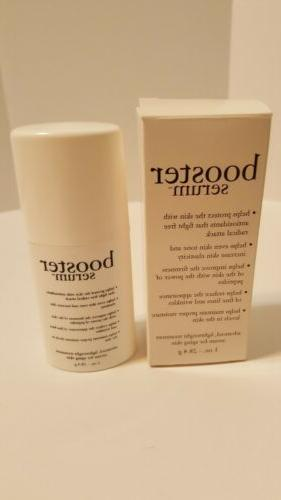 Philosophy Booster Serum & Eye Full Size Product Old Stock