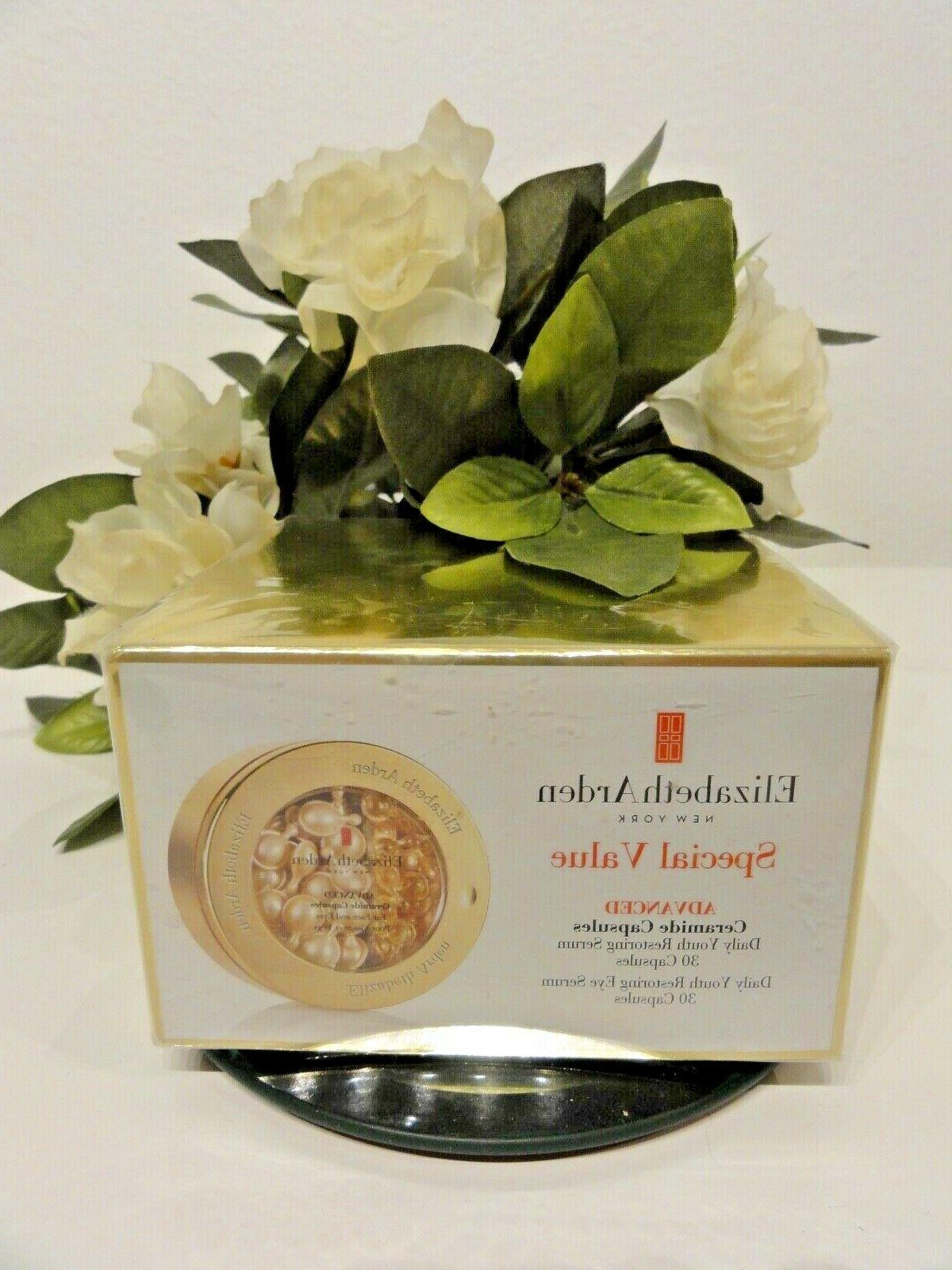 ceramide capsules daily youth and eye restoring