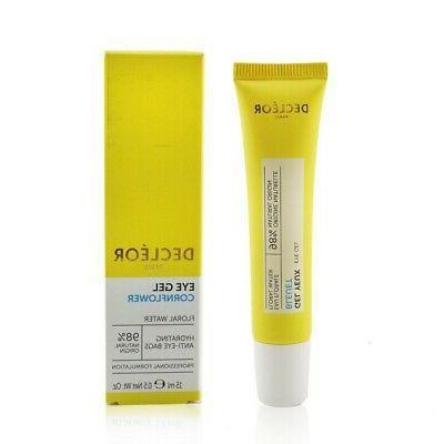 cornflower eye gel 15ml womens skin care