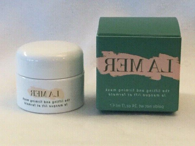 La Mer Concentrate Mask Body Samples New