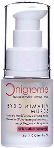 emerginC - Vitamin C Eye Serum 12%, 15ml / 0.5oz