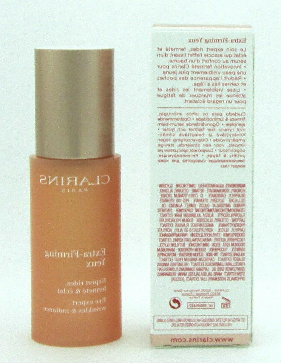 Clarins Expert Wrinkles Radiance 15 ml/0.5 Box