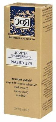 RoC Eye Cream, Retinol Correxion 0.5 oz