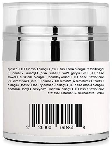 Baebody Eye Cream Hibiscus Appearance of Fine Circles, and Bags for Under and Eyes - oz