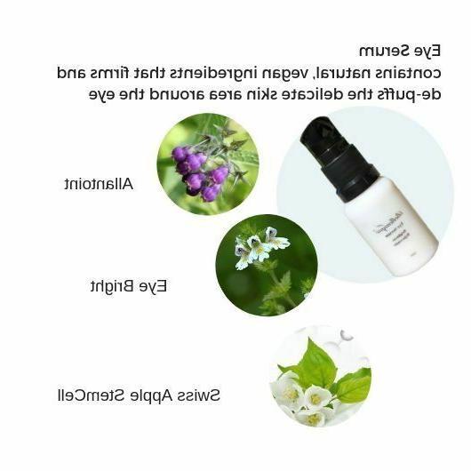 Eye Swiss Apple Cell, Rejuvenate, Firms