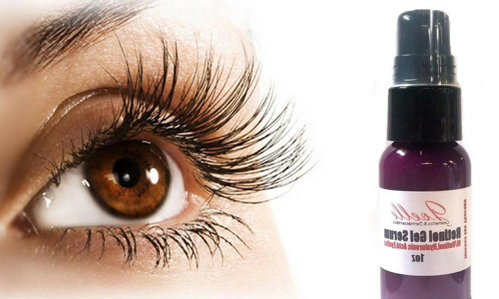 eye wrinkles rescue therapy retinol gel strong