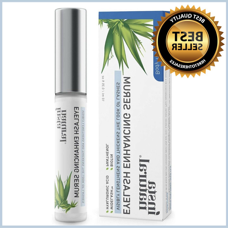eyelash and eyebrow growth serum lash