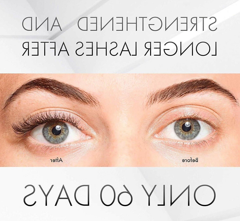 Eyelash Eyebrows Serum 100% Omega-9 Cruelty Free Made