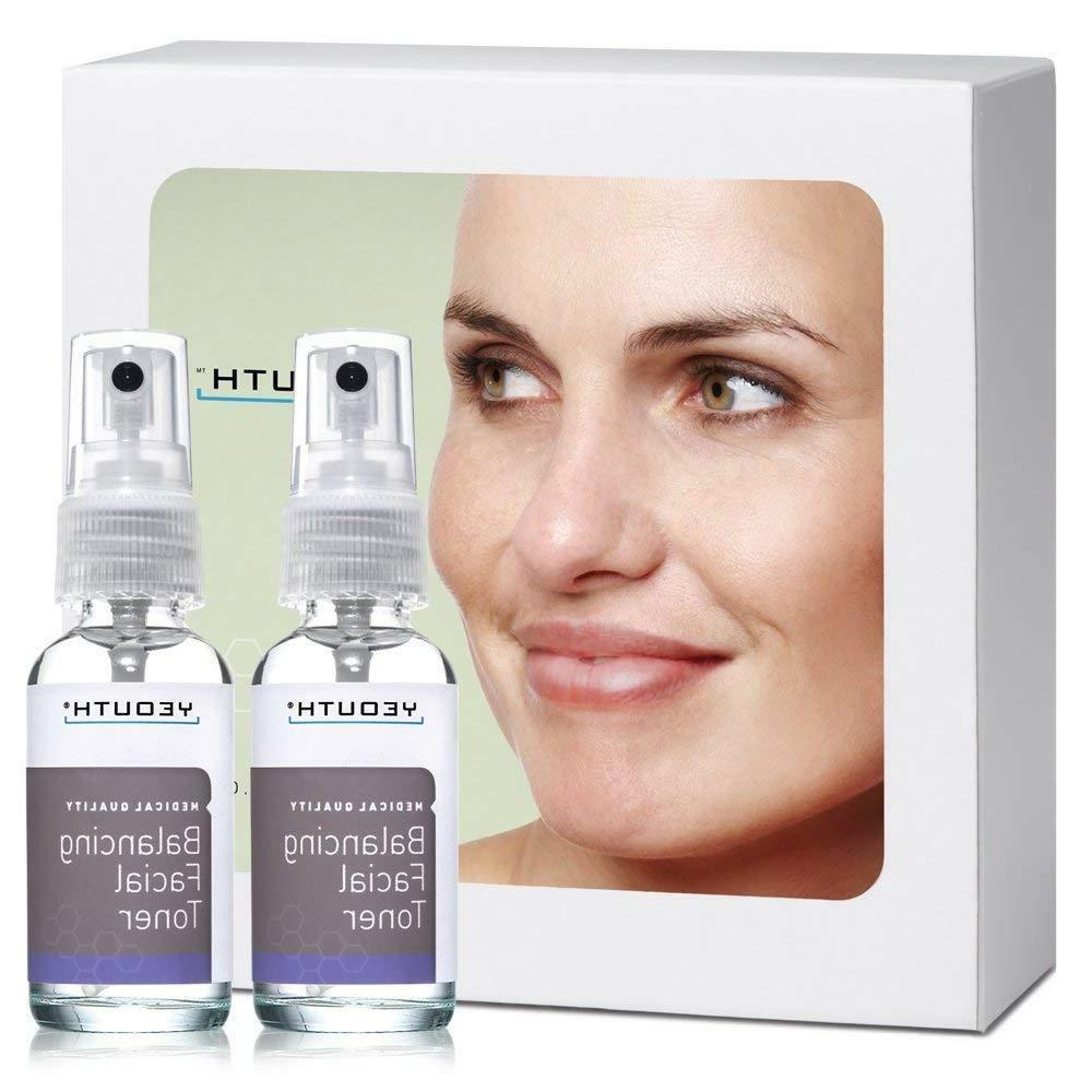 YEOUTH Facial Toner, Hydrating Face - Pore Face Mist, Perfect for Cleanser, Moisturizer Gel Regiment Anti