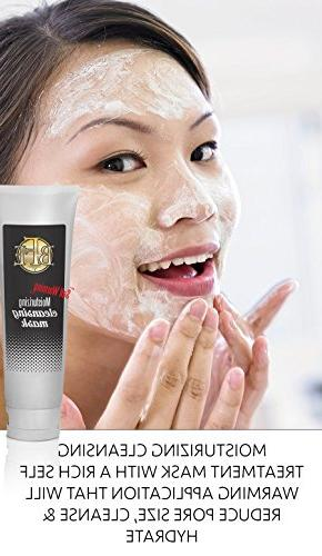 Facial Cleansing Mask by Facial