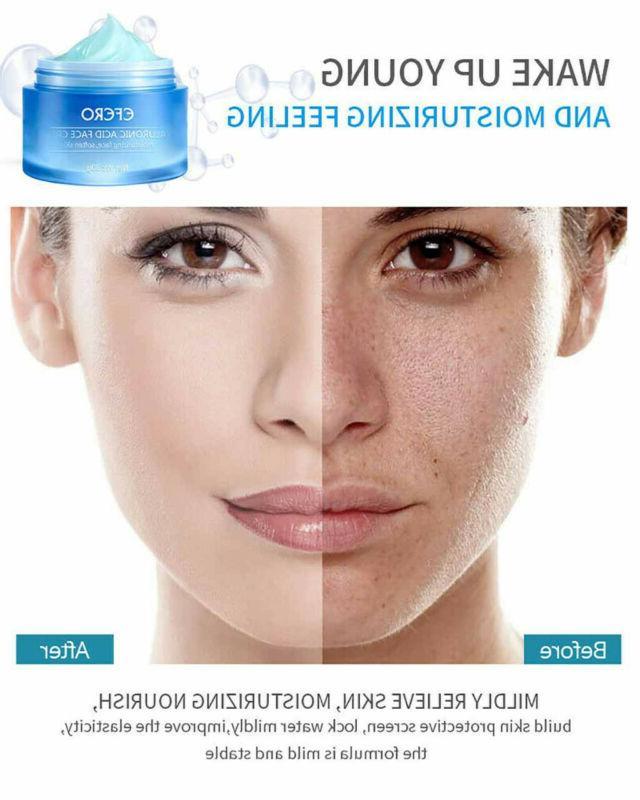 Hyaluronic Acid Anti-Aging Wrinkle & Eye Serum Skin