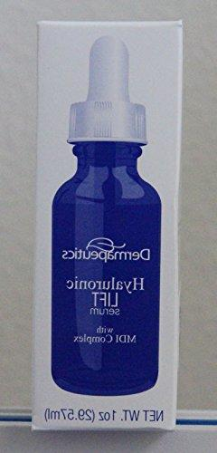 Dermapeutics Hyaluronic Lift Serum with MDI Complex - 1 oz