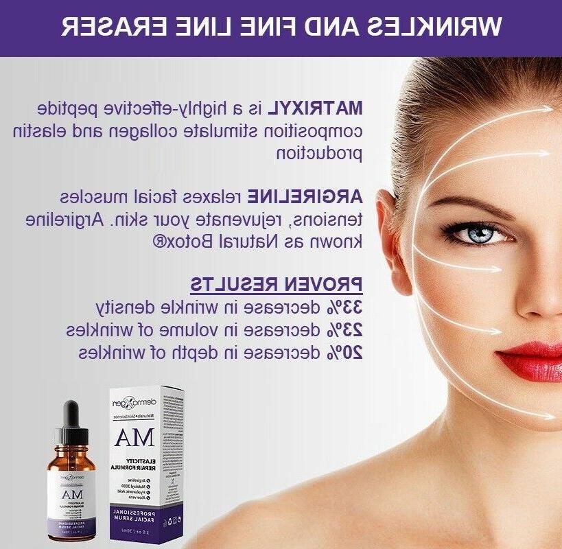 Matrixyl 3000+Argireline+Hyaluronic C Wrinkle Serum