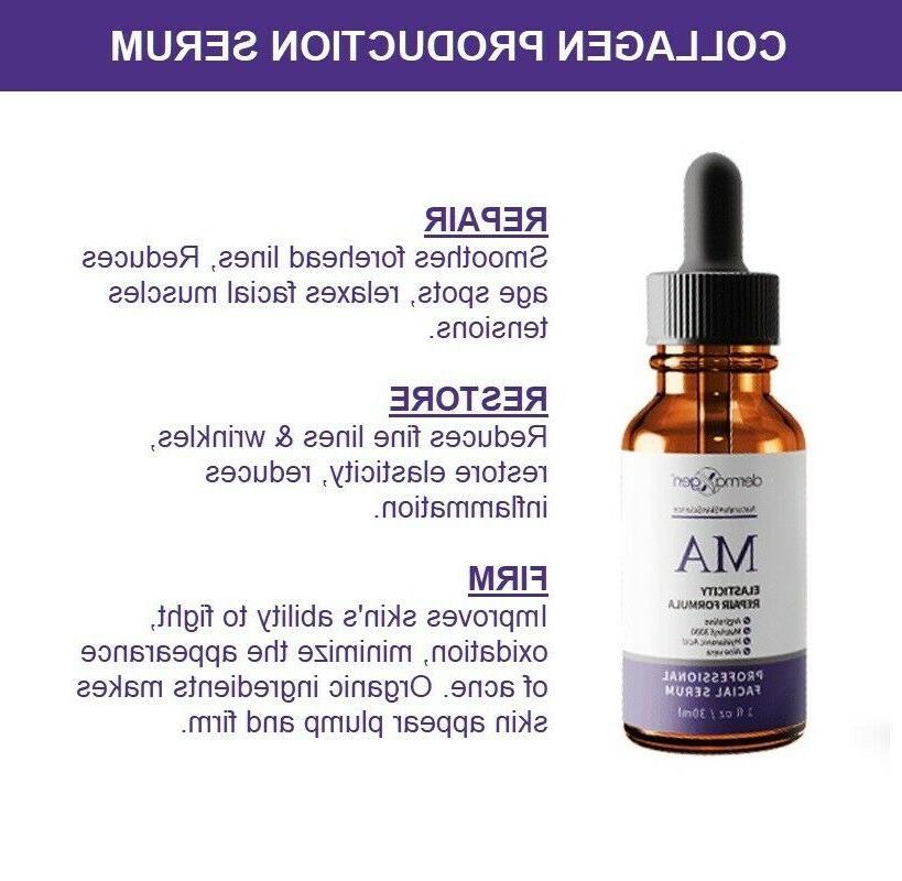 Matrixyl 3000+Argireline+Hyaluronic C Wrinkle Firming Peptide Serum