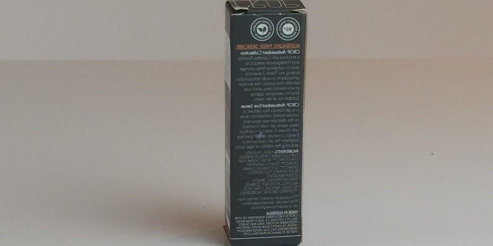 CROP Naturally Derived Antioxidant Eye Blend .60