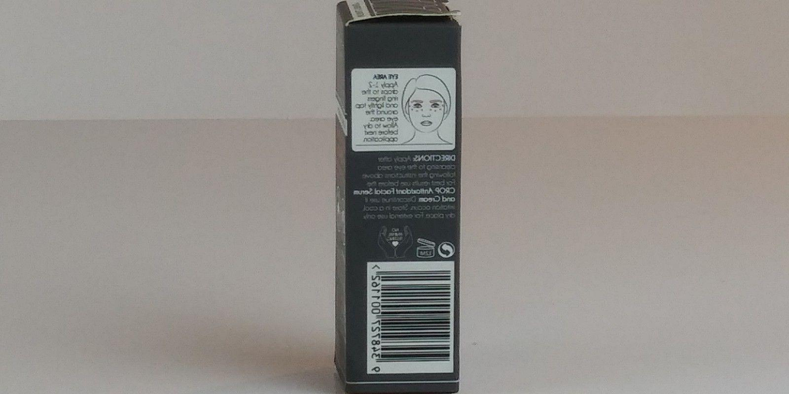 CROP Eye Serum .60 oz