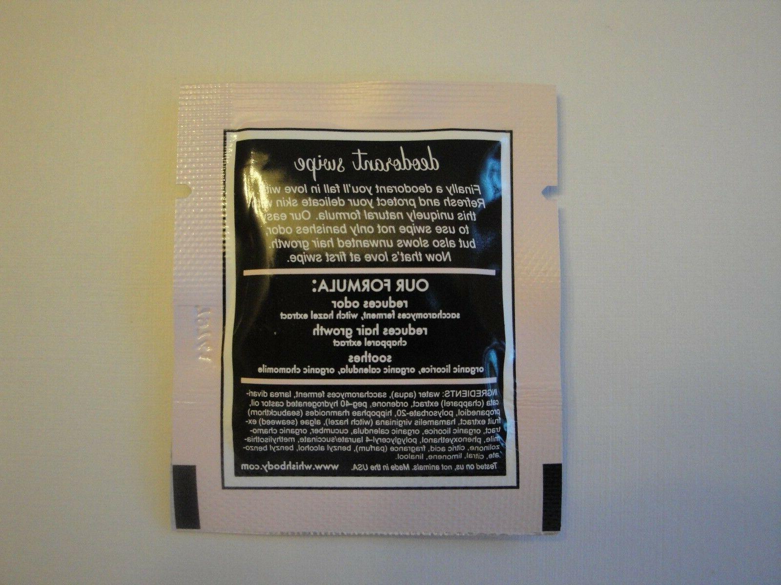 Whish Neo Eye Serum Deodorant Travel Sample