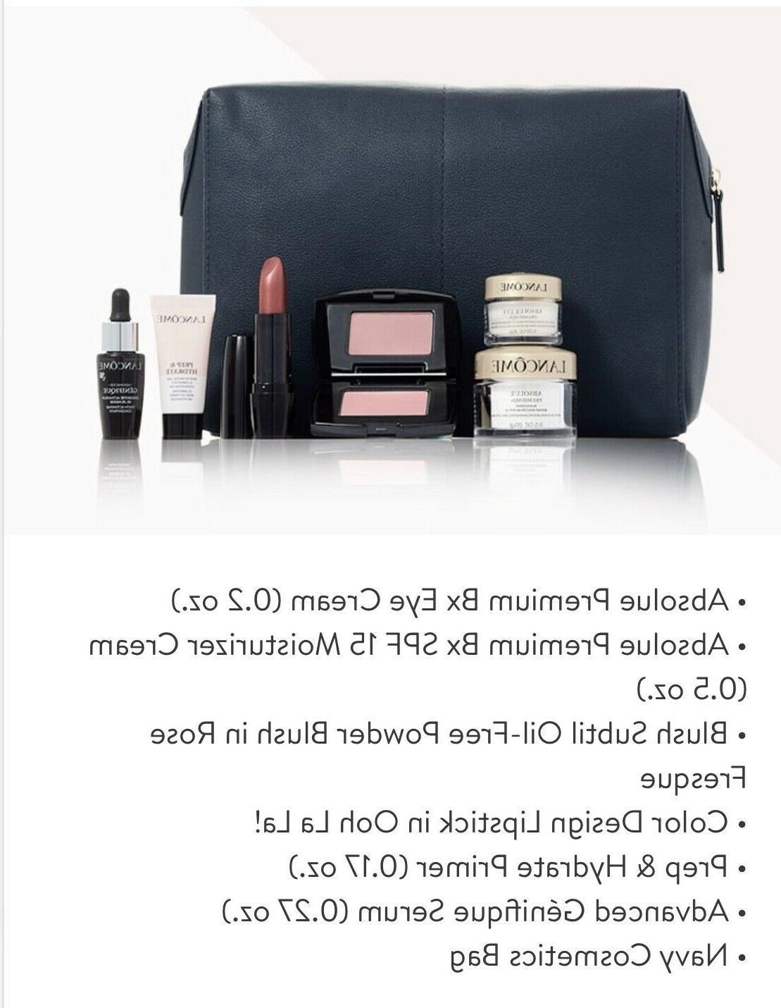 NEW LANCOME GWP~ Eye Cream, Moisturizer, Lipstick,