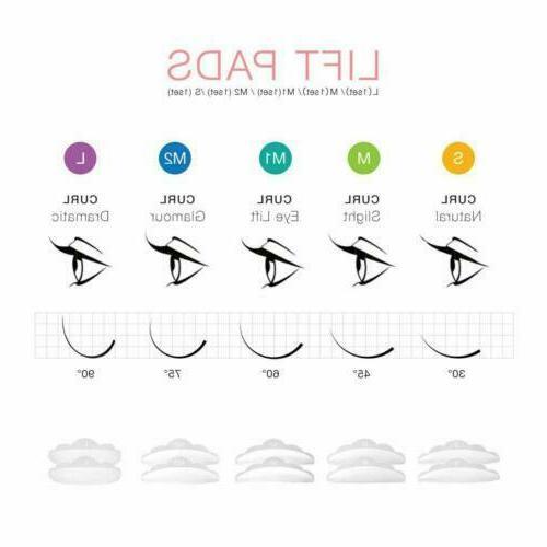 New eyelash lifting Eyelash growth use