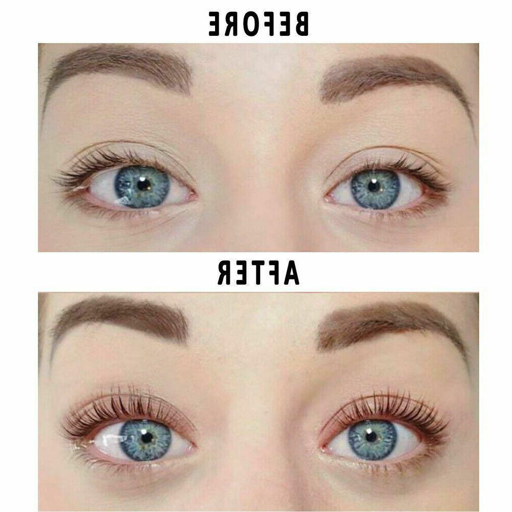 New lash eyelash use