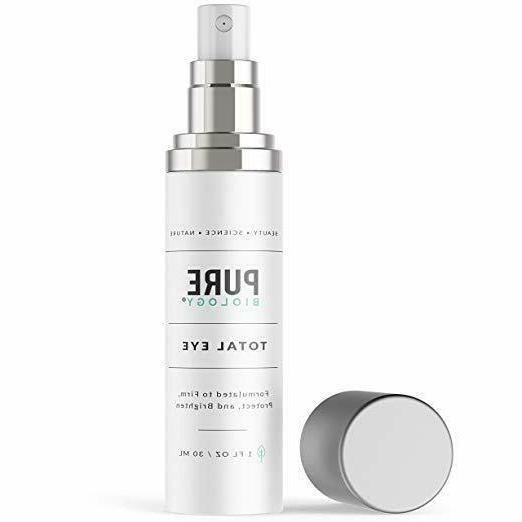 premium total eye cream serum with vitamin