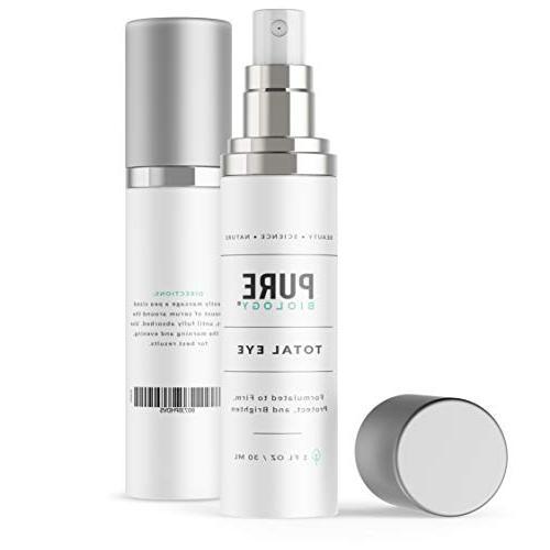 Premium Eye with + E, Hyaluronic Acid & Anti Aging Reduce Dark Puffiness, Under Eye & Men