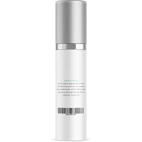 Premium Eye with Vitamin E, & Anti to Reduce Dark Puffiness, Under Bags, & Fine Men & Women