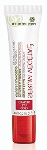 Yves Rocher Serum Vegetal 3 Wrinkles & Radiance Eye Care Rol