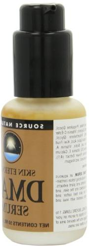 Source Naturals Eternal DMAE Serum, Contains Rich of Nutrients and Plant Extracts, Fluid