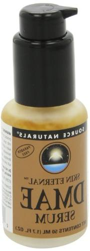 Source Naturals DMAE Serum, Contains a Rich and Plant Extracts, Fluid Ounce