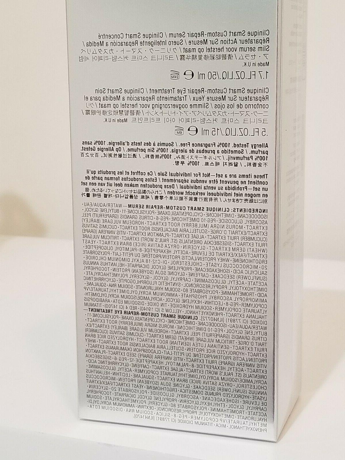 Clinique Serum + Custom Repair $139