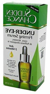 Sudden Change Under-Eye Firm Serum 0.23oz