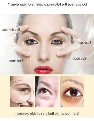 US Wrinkle Aging Eye Firming Dark Circle Puffiness Serum