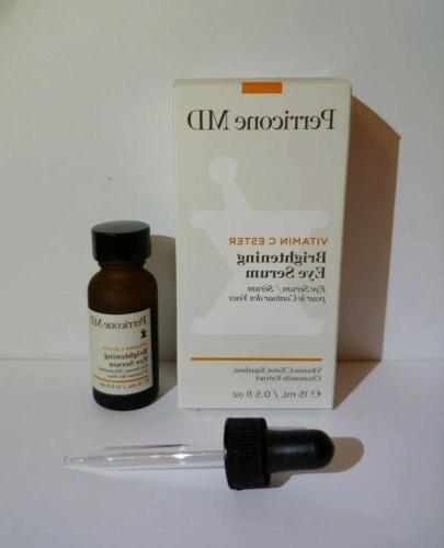 vitamin c ester brightening eye serum 5