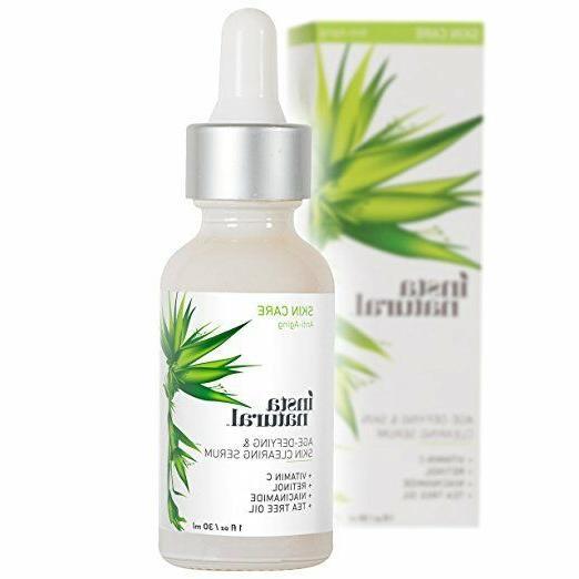 vitamin skin clearing serum