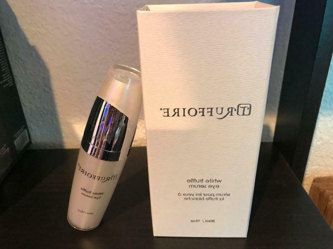 TRUFFOIRE WHITE TRUFFLE EYE SERUM - 30ml /1 fl.oz -BRAND NEW