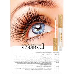 LANBENA Women's Eyelash Enhancer Eye Lash Rapid Growth Serum