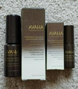Ahava Lot-Dead Sea Osmoter Eye Concentrate Serum & Body Conc