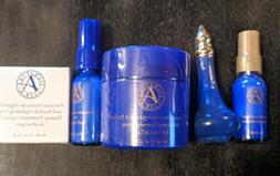 Lot of 5 Signature Club A Argan Oil Hydration Hair, Eye Seru