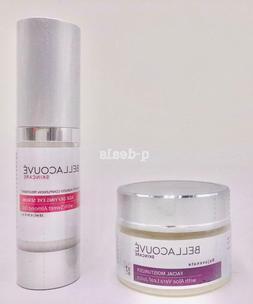 Bellacouve Moisturizer Cream & Bellacouve Eye Serum - Free S
