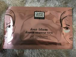 multi task eye serum mask sealed packet
