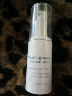New sealed Cindy Crawford Meaningful Beauty Eye Enhancing Se