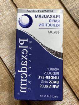 NEW Sealed PLEXADERM Rapid Reduction Serum Advanced Formula