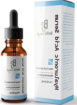 new vitamin c serum with hyaluronic acid