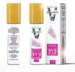 Organic Eye Serum Cream Treatment for Dark Circles and Puffy