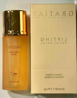 GRATiAE Organic Lifting Facial Serum - For Radiant and Youth