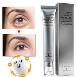 Peptide Anti Wrinkles Eye Serum Roller Massager Eye Patches
