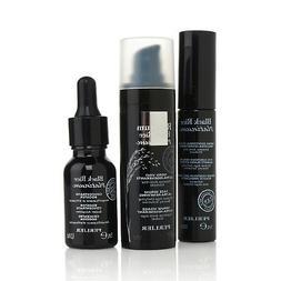 Perlier Black Rice Platinum Face and Eye 3-piece Kit